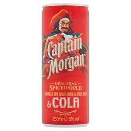 Captain Morgan Box
